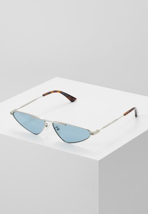 Sonnenbrille - silver-coloured/blue