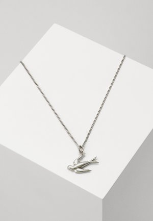 NECKLACE SWALLOW - Necklace - silver-coloured