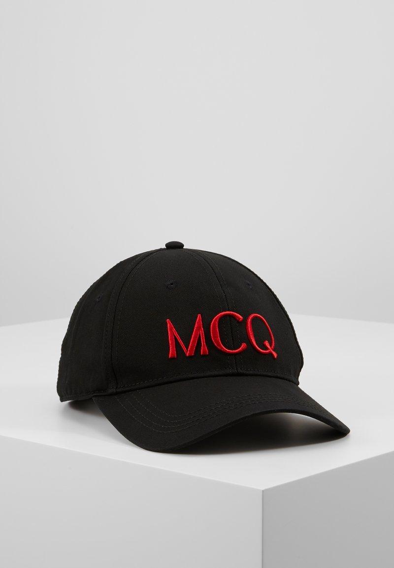 McQ Alexander McQueen - Cap - black/red