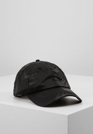Czapka z daszkiem - black