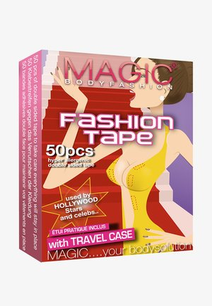 FASHION TAPE - Push-up BH - clear