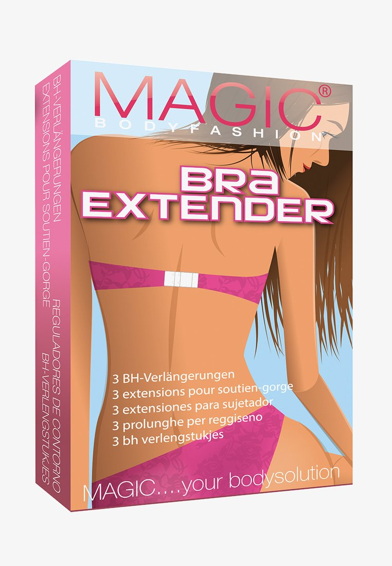 MAGIC Bodyfashion - 3 PACK - Push-up-bh'er - white/black/skin