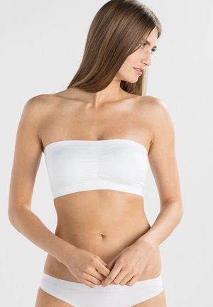 Olkaimettomat/muut rintaliivit - white