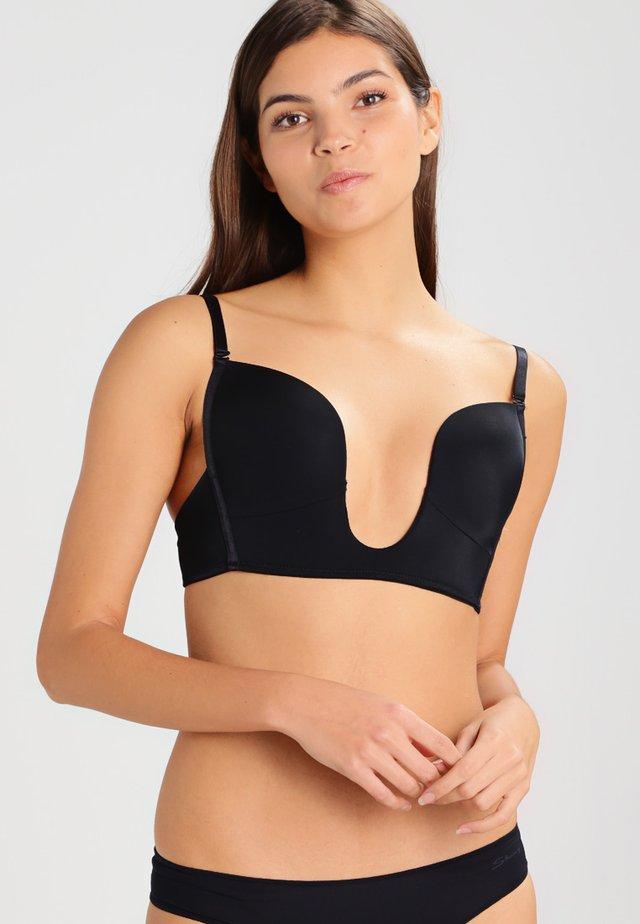 V BRA - Olkaimettomat/muut rintaliivit - black
