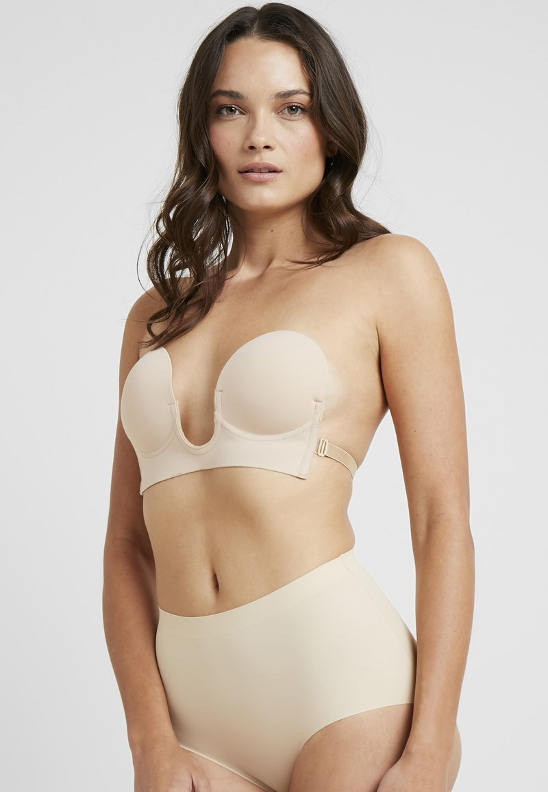 MAGIC Bodyfashion - LUVE BRA - Stropløse & variable BH'er - latte