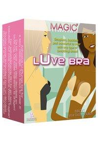 MAGIC Bodyfashion - LUVE BRA - Sujetador sin tirantes/multiescote - black - 3