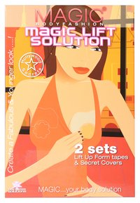 MAGIC Bodyfashion - LIFT SOLUTION 2 PACK - Muut asusteet - clear