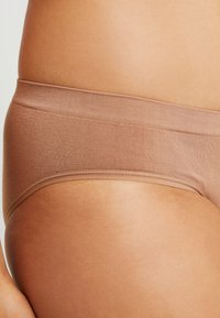 MAGIC Bodyfashion - TRENDY HIPSTER 2 PACK - Slip - mocha - 4