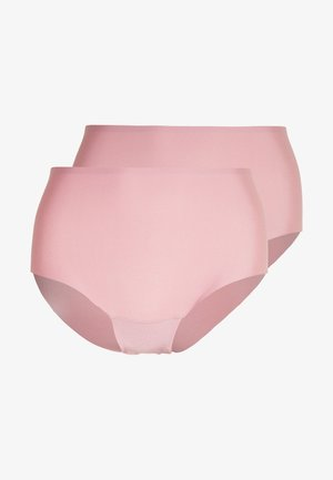 DREAM INVISIBLES 2 PACK - Culotte - blush pink