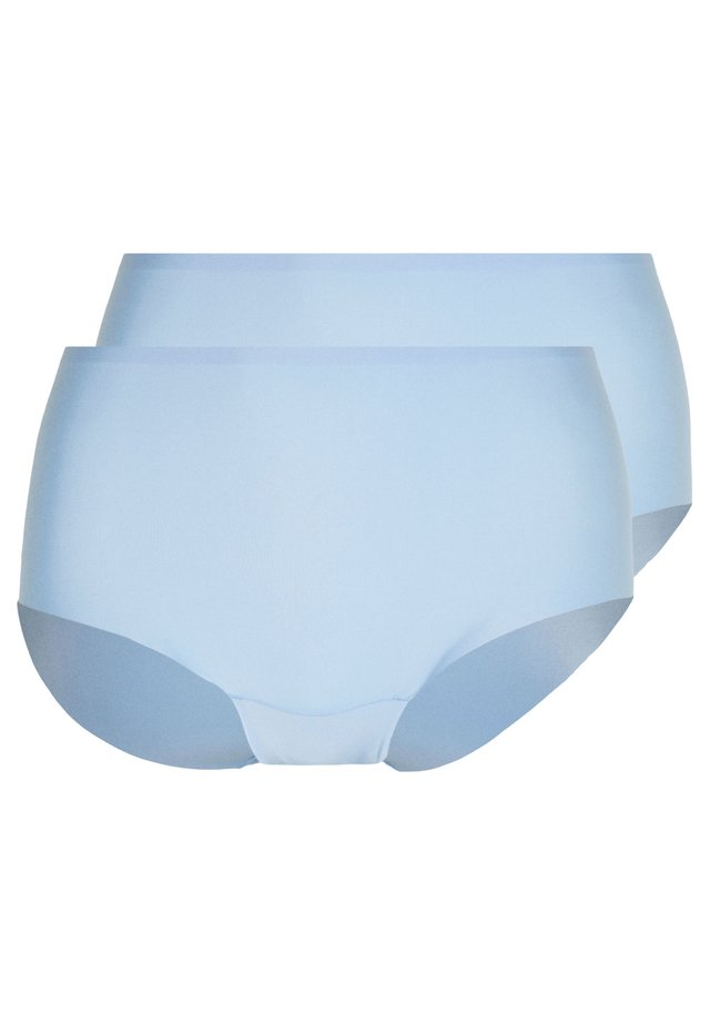DREAM INVISIBLES 2 PACK - Panties - sky blue
