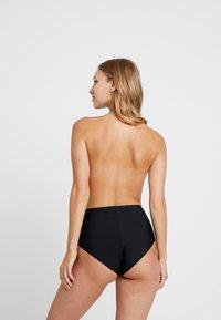 MAGIC Bodyfashion - DREAM INVISIBLES 2 PACK - Pants - black - 2