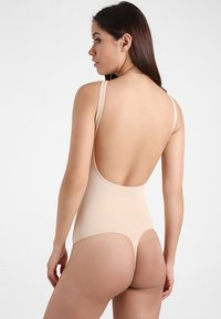 MAGIC Bodyfashion - LOW BACK  - Body - latte - 2