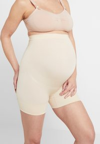 MAGIC Bodyfashion - MOMMY SUPPORTING SHORT - Body - latte - 0