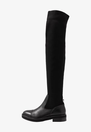 ANTEA - Over-the-knee boots - black
