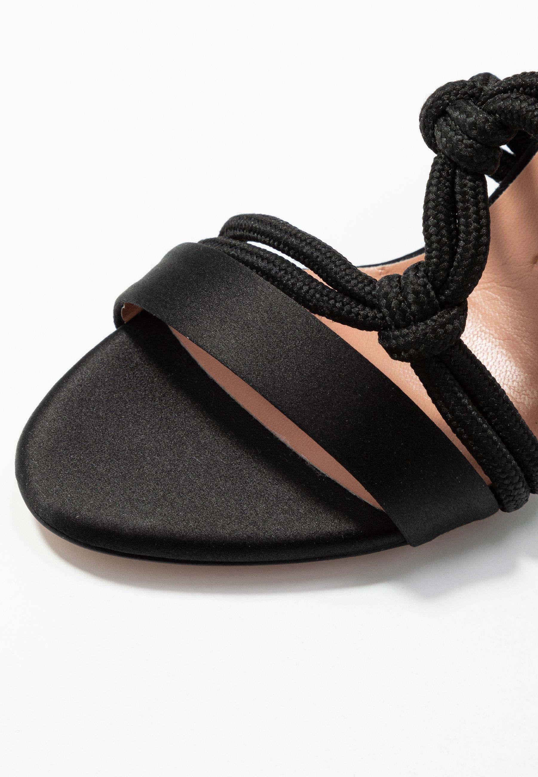 Max&co. Appende - Sandaletter Black