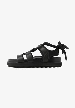 APPARIRE - Sandalias - black