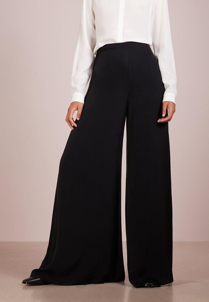 MAX&Co. - PADOVA - Pantalones - black