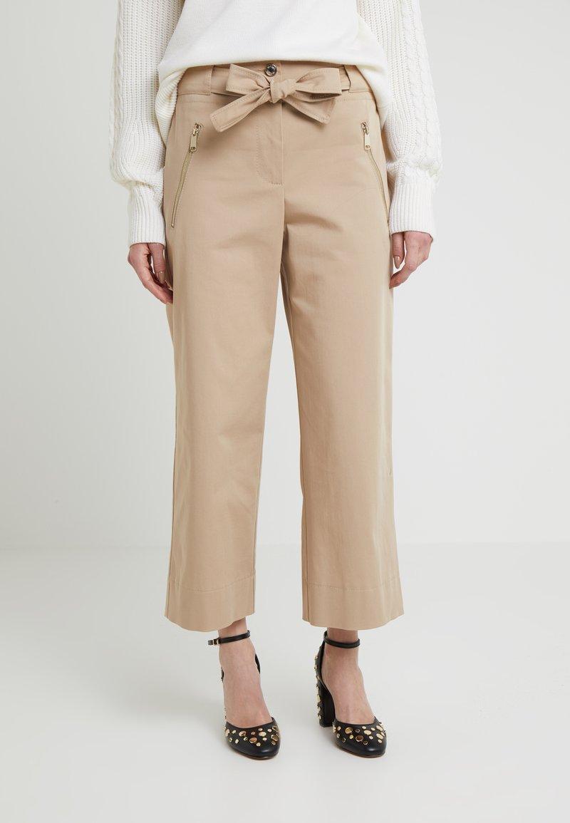 MAX&Co. - DELAVATO - Trousers - sand
