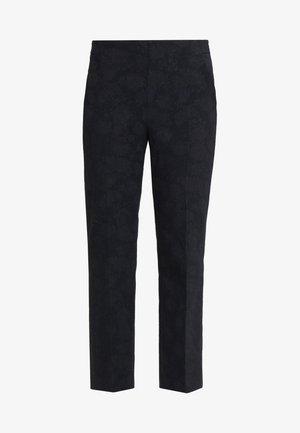 PARGOLO - Pantalon classique - midnight blue
