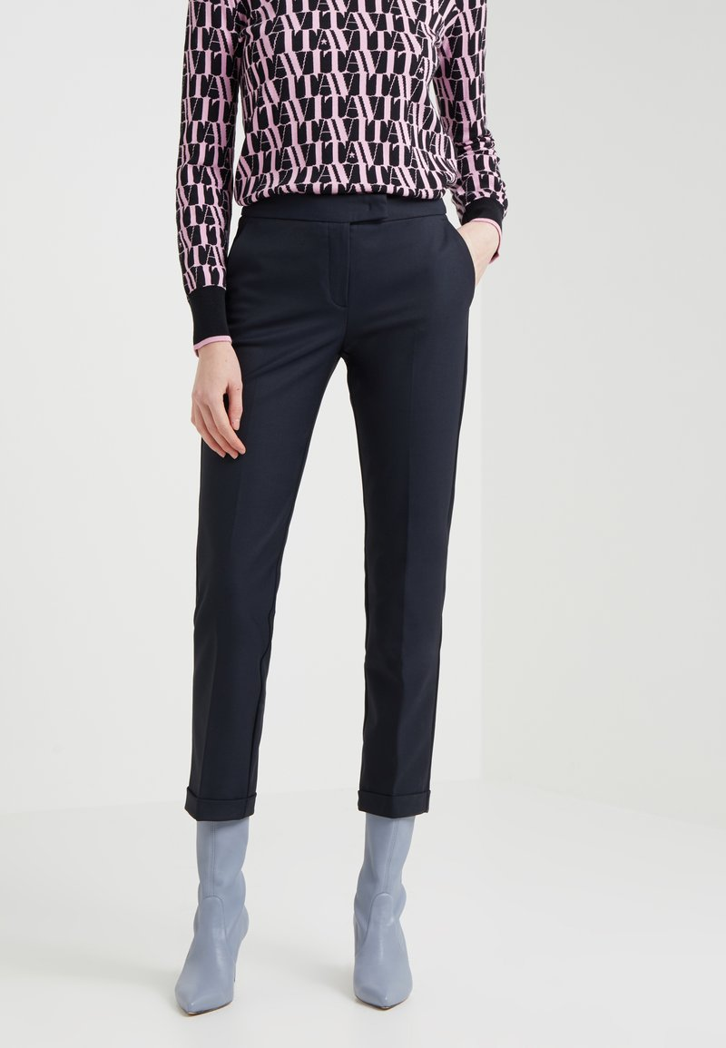 MAX&Co. - CIELO - Broek - midnight blue