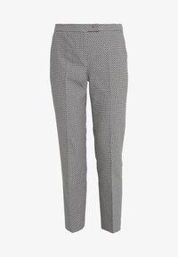 MAX&Co. - PELLAME - Kalhoty - black pattern - 3