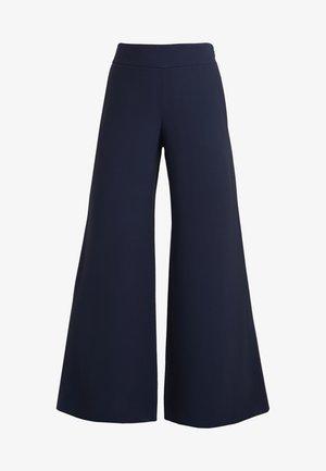 PENDIO - Broek - navy blue