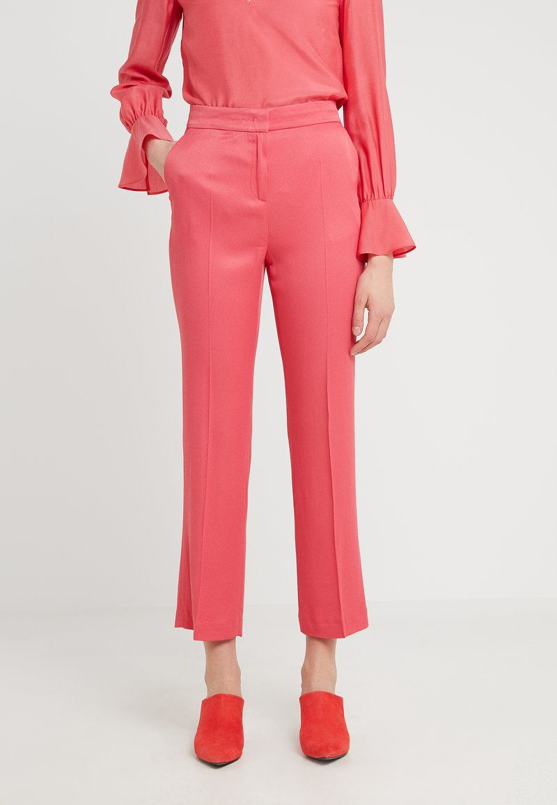 MAX&Co. - PATTINI - Trousers - fuchsia