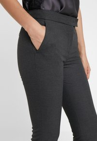 MAX&Co. - MONOPOLI - Trousers - dark grey - 4