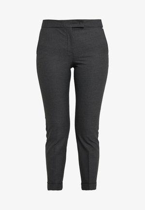 MONOPOLI - Trousers - dark grey