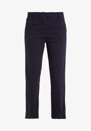 DELTA - Trousers - midnight blue