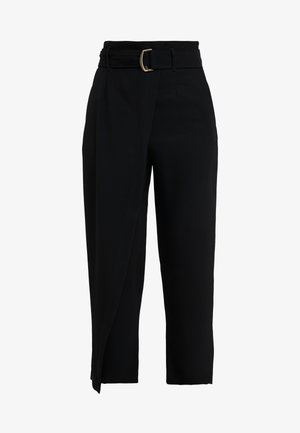 CANALE - Trousers - black