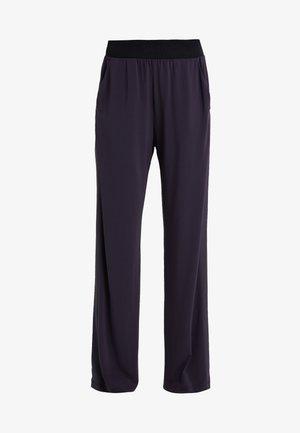 CONO - Spodnie materiałowe - midnight blue