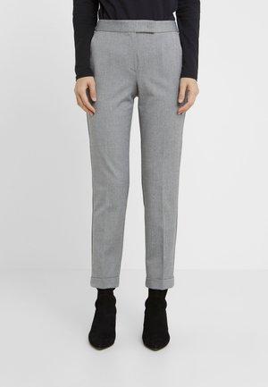 CAPPA - Pantaloni - dark grey