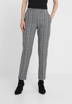 CAPPA - Pantaloni - black