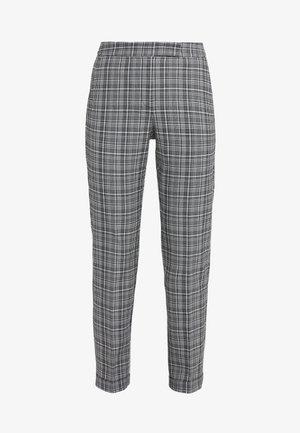 CAPPA - Pantalon classique - black
