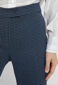 MAX&Co. - PASCAL - Kangashousut - navy blue pattern - 5