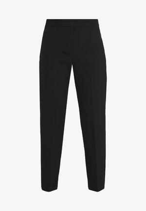 CARMINIO - Spodnie materiałowe - black