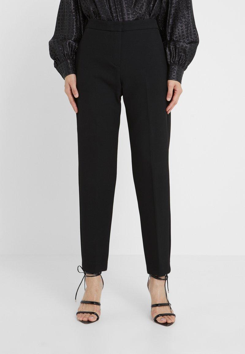 MAX&Co. - CARMINIO - Trousers - black