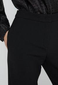 MAX&Co. - CARMINIO - Trousers - black - 5
