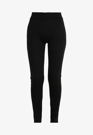 ANTICIPO - Leggings - Trousers - black