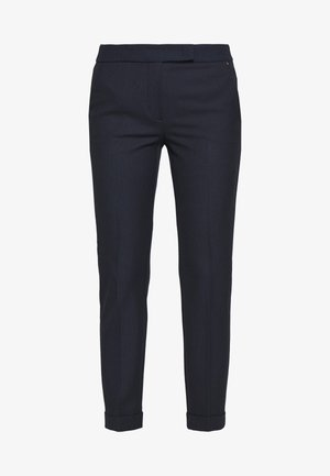 MONOPOLI - Broek - navy blue pattern