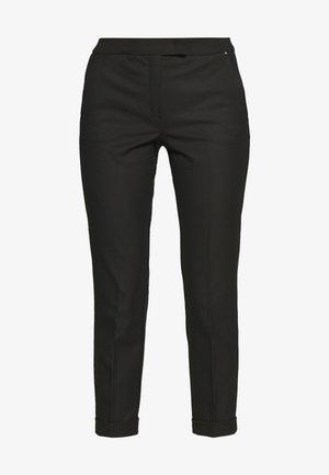 MONOPOLI - Pantalon classique - black
