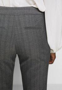 MAX&Co. - CARROZZA - Kalhoty - grey - 3