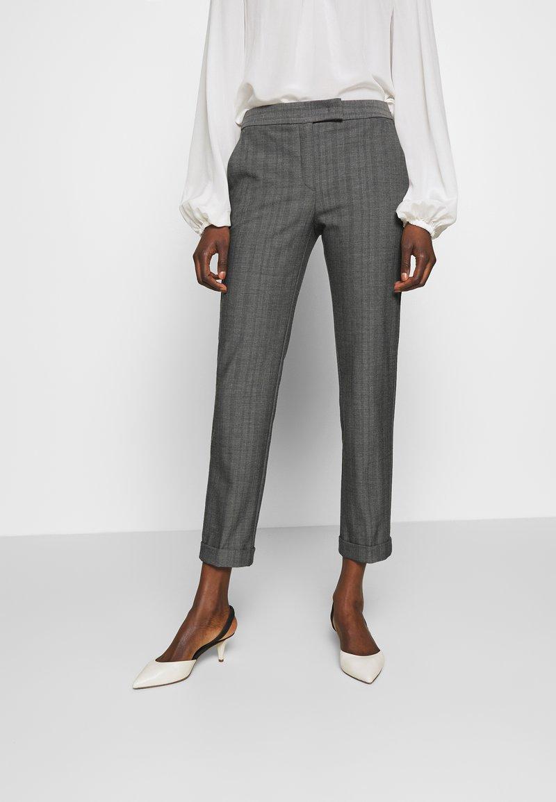MAX&Co. - CARROZZA - Kalhoty - grey