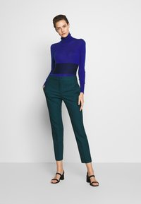 MAX&Co. - CASERTA - Trousers - green - 1