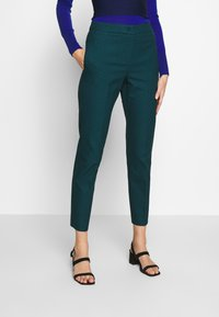 MAX&Co. - CASERTA - Trousers - green - 0