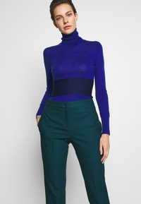 MAX&Co. - CASERTA - Trousers - green - 3