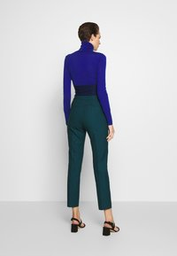 MAX&Co. - CASERTA - Trousers - green - 2
