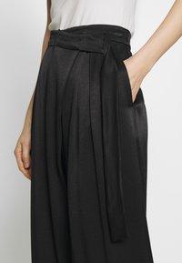 MAX&Co. - PEGNO - Trousers - black - 4