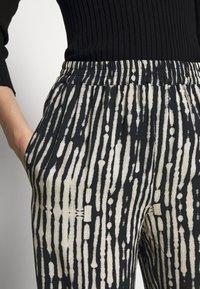 MAX&Co. - CAVALLO - Trousers - black - 4